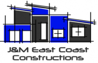 J&M East Coast Constructions Logo